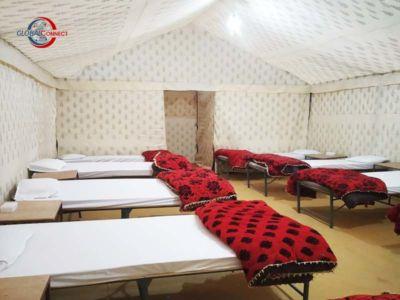 Dormitory Tent2