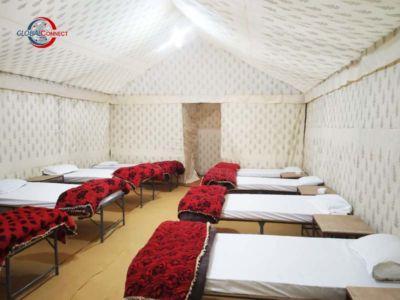 Dormitory Tent1