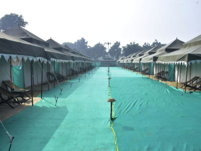 Global Kumbh Village