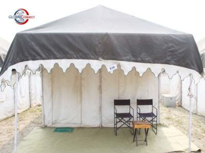 Tent Outer View