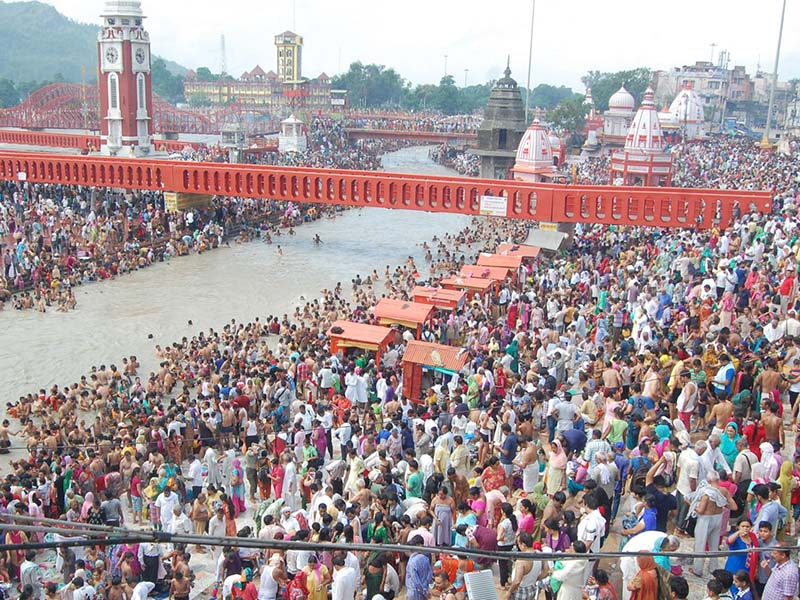 Accommodation In Kumbh Mela Haridwar