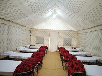 Dormitory Tent