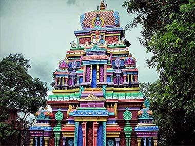 Neel Kanth Mahadev Temple