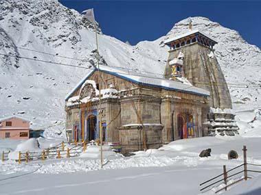 winter chardham