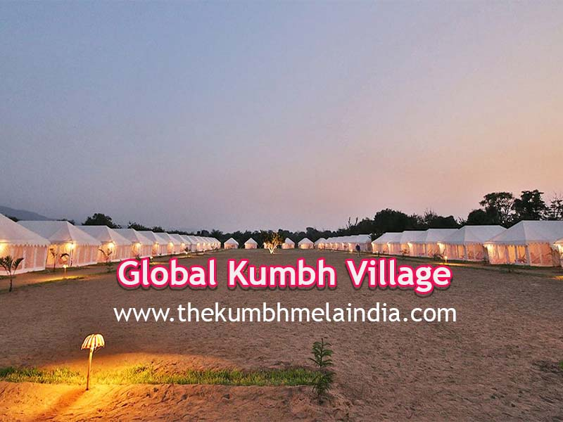 stay in kumbh mela haridwar