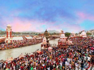 how to reach kumbh mela haridwar