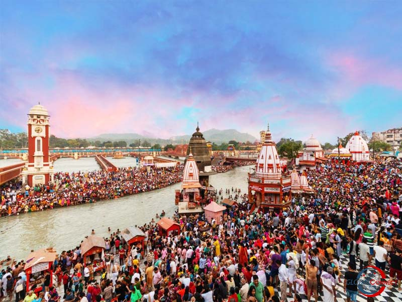 how to reach kumbh mela haridwar