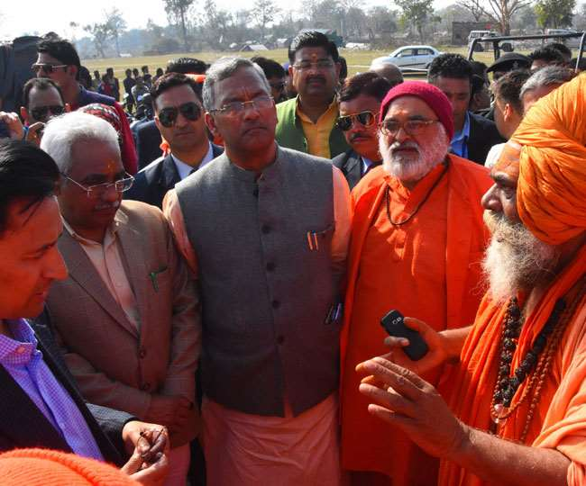 kumbh mela haridwar will be held in 1500 hectares