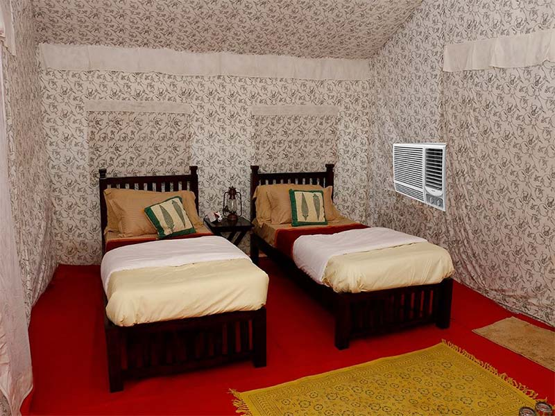 luxury Accommodation In Kumbh Mela