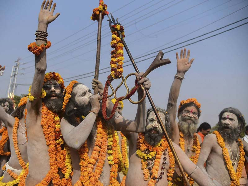 kumbh mela in india