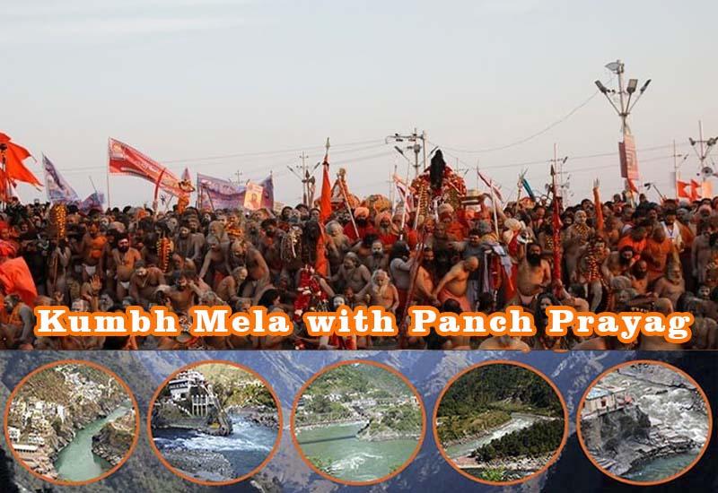 Kumbh Mela with Panch Prayag